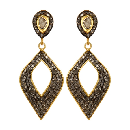 Mystic Elegance Diamonds Earrings