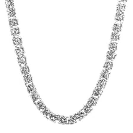 Byzantine Chain Necklace