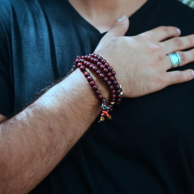 forziani-red-beads-bracelet
