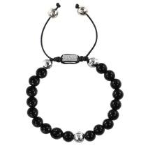summit-black-onyx-beaded-bracelet-forziani